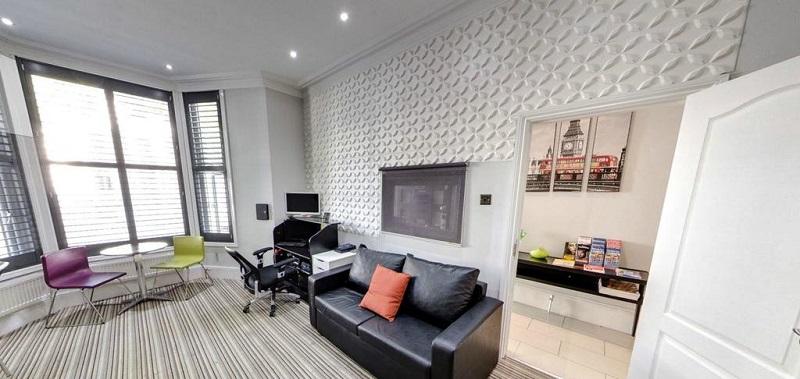 Hotel Comfotel Grn em Londres