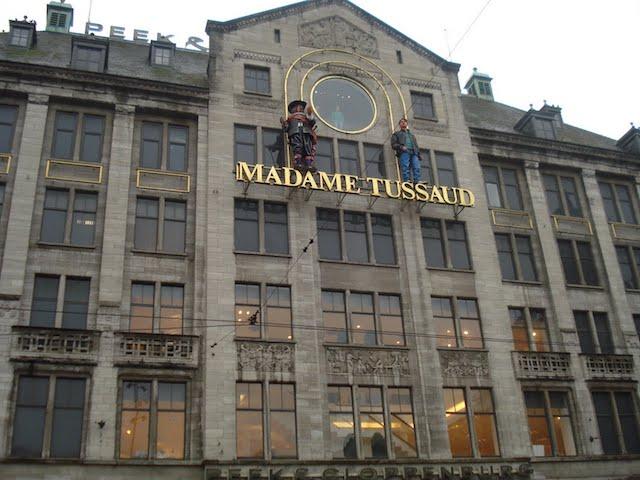 Museu de Cera Madame Tussauds em Londres