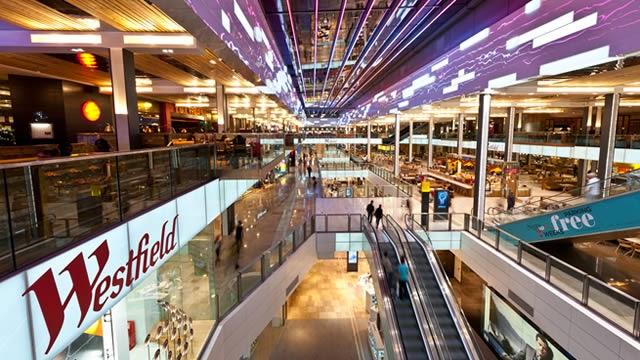 Shopping Westfield London em Londres
