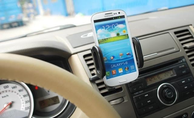Usando o celular como GPS