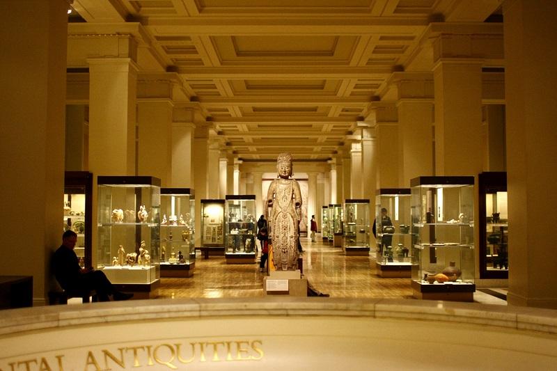 Como chegar ao Museu Britânico em Londres