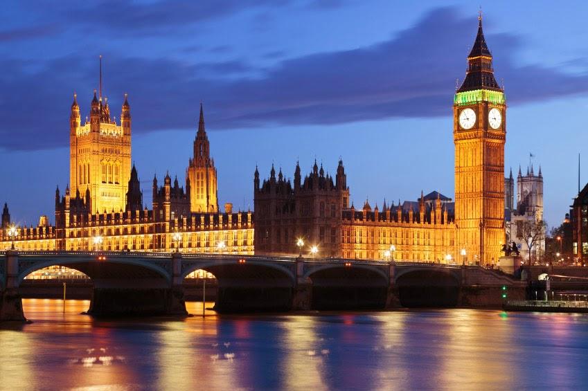 Torre Big Ben em Londres