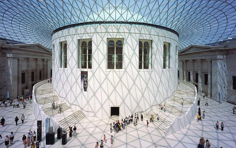 Museu Britânico em Londres - 2020 | Dica de Londres e Inglaterra