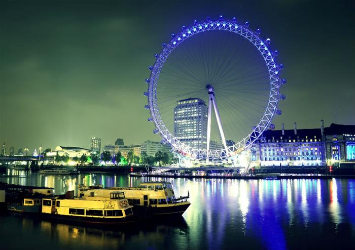 Horários para subir à London Eye em Londres