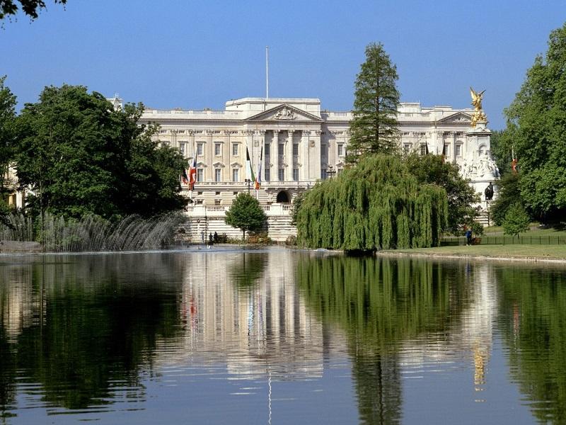 Como chegar até o Palácio de Buckingham