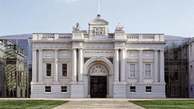 Museu Nacional Marítimo em Londres