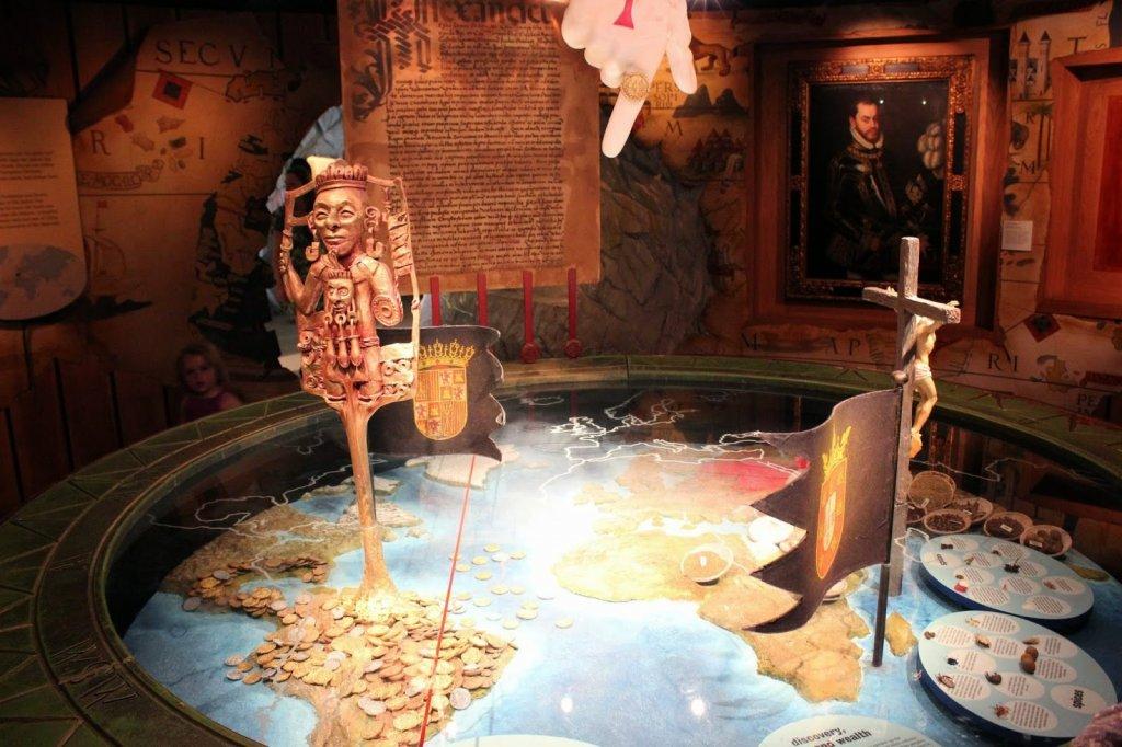 Acervo do Museu Nacional Marítimo em Londres