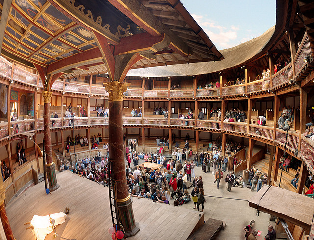 Shakespeare Globe Theatre em Londres