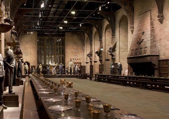 Salão do Harry Potter em Londres