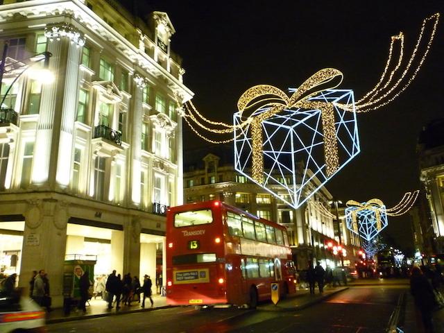 Passeios pelas ruas de Londres