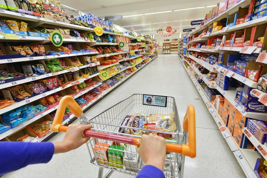 Supermercados em Londres