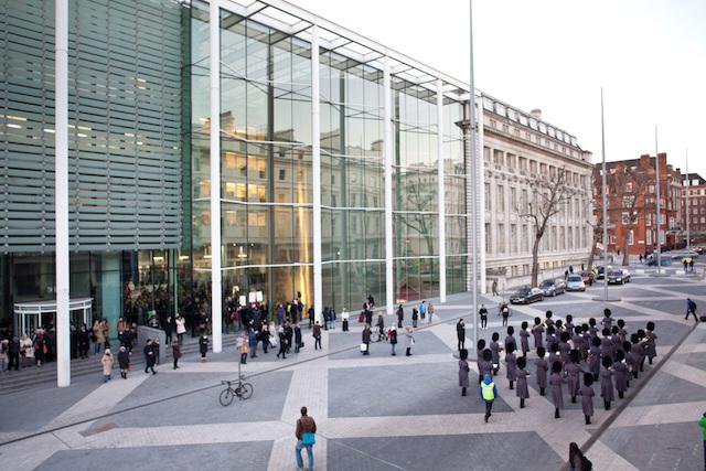 Exhibition Road em Londres