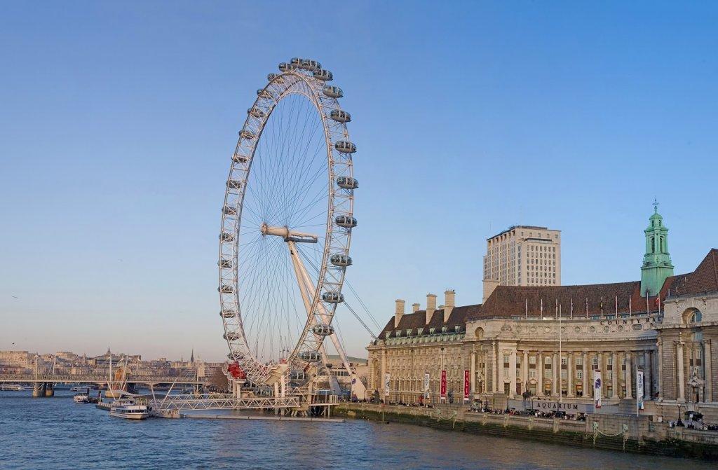 Roda Gigante London Eye