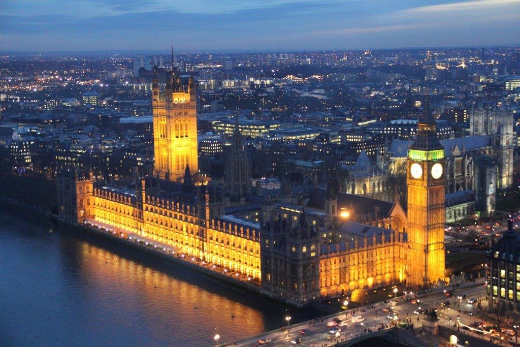 Hotéis na zona turística de Londres