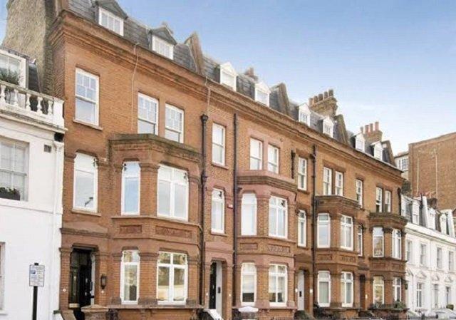 Hotéis no bairro de Kensington em Londres