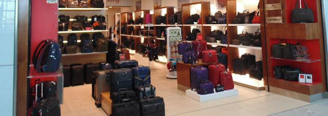 Onde comprar malas em Londres