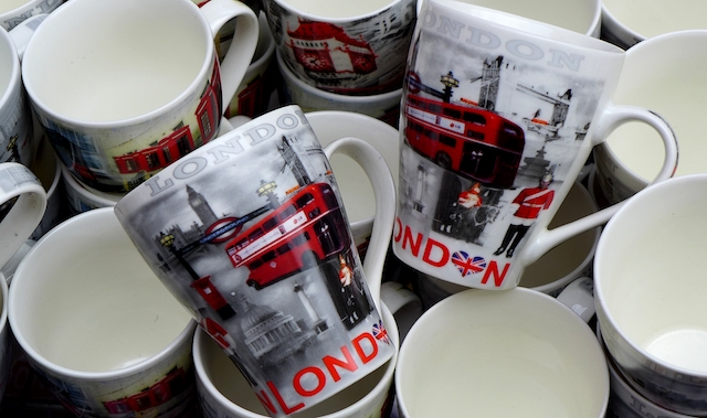 Lembrancinhas de Londres