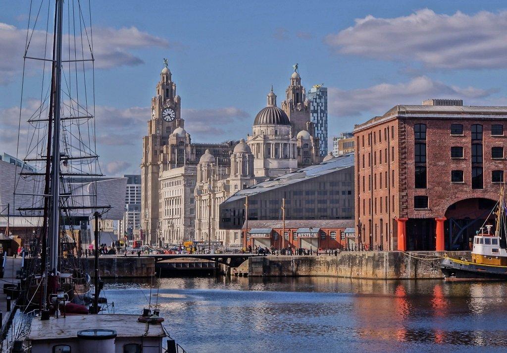 Como é o clima e o tempo em Liverpool na Inglaterra