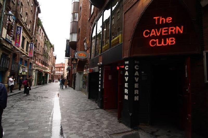 Melhores baladas em Liverpool