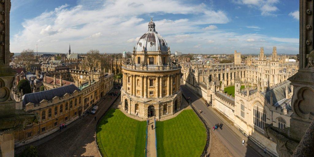 Clima em Oxford