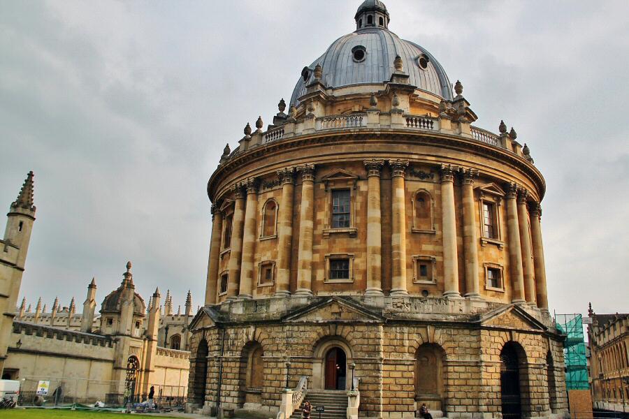 Camara Radcliffe, Oxford