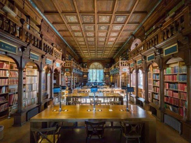 Biblioteca Bodleiana em Oxford