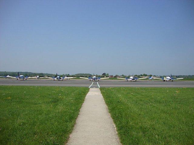 Aeroportos de Oxford