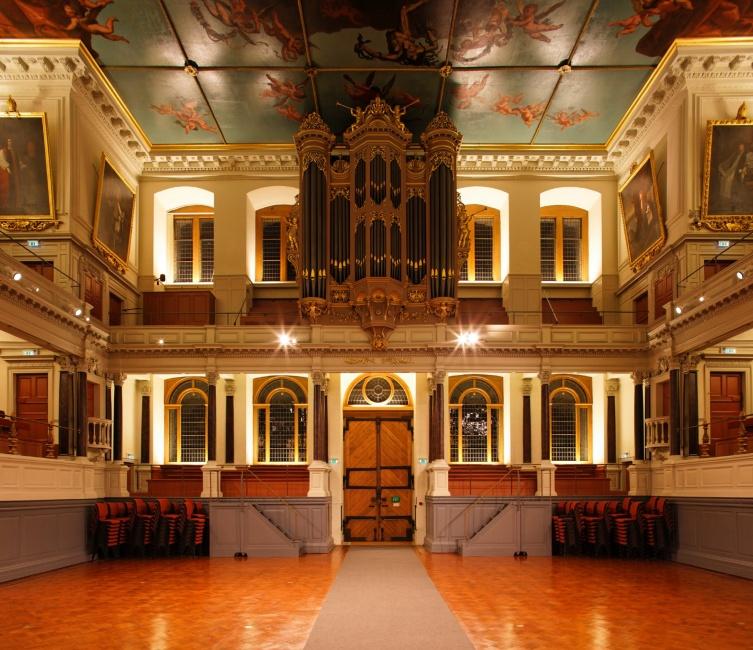 Teatro Sheldoniano em Oxford