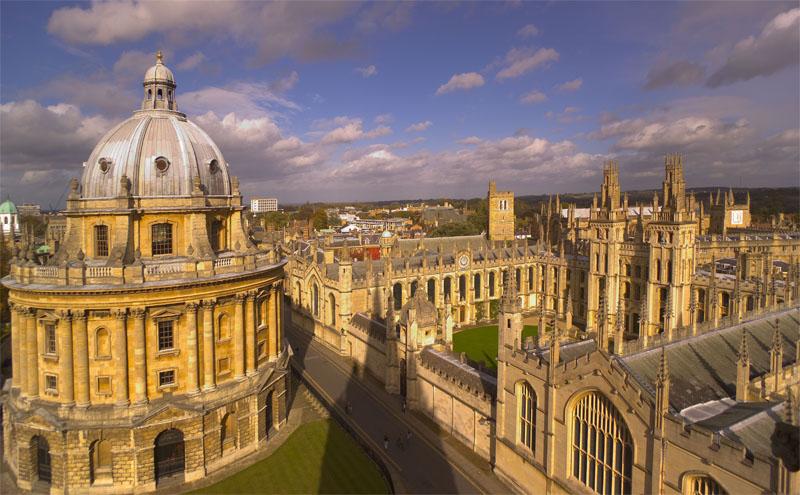 Roteiro de um dia em Oxford