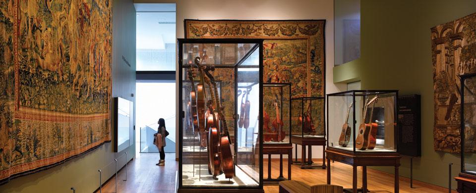 Museu Ashmolean em Oxford
