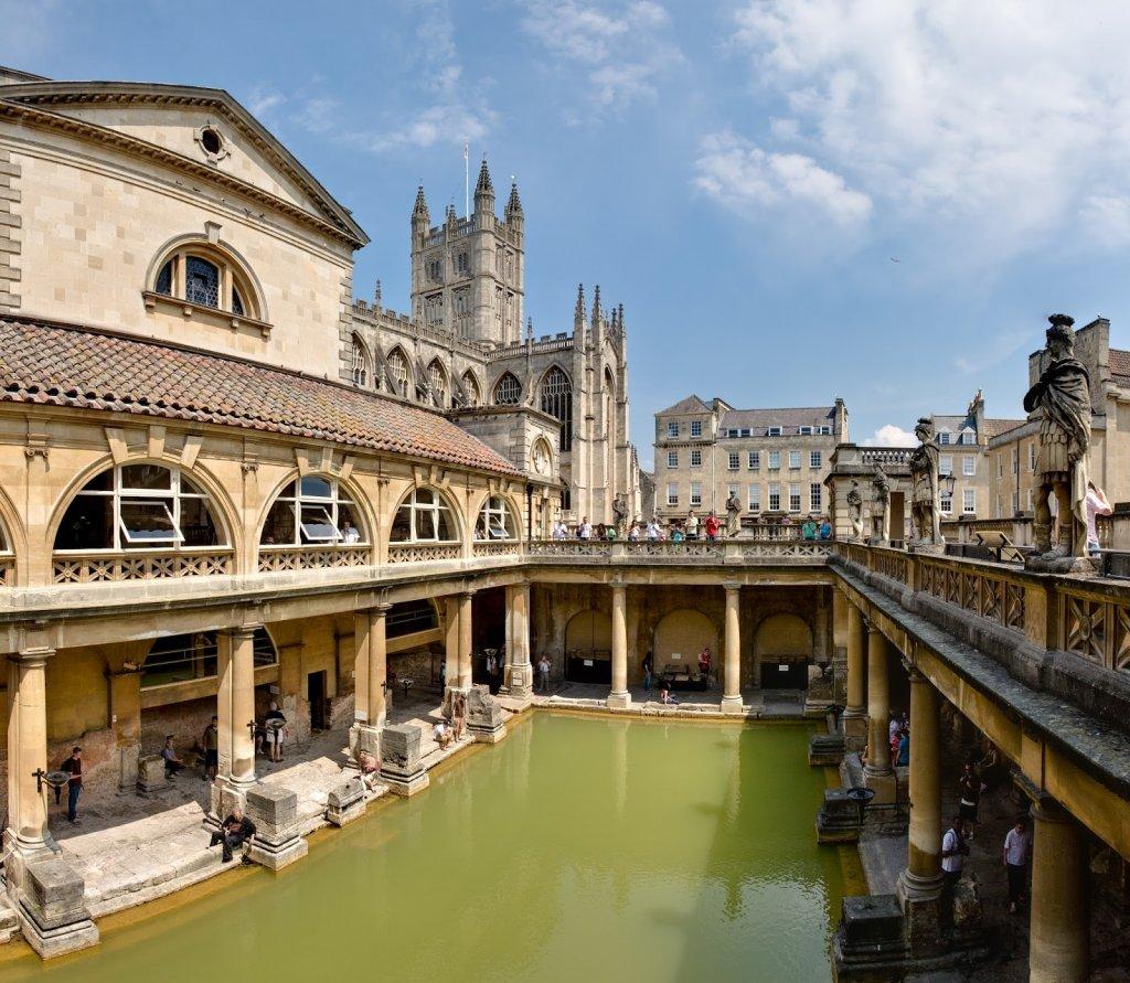 Cidades mais visitadas da Inglaterra