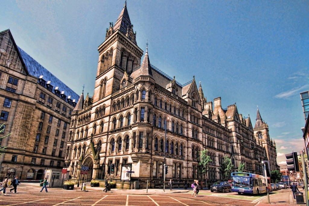 Onde ficar em Manchester