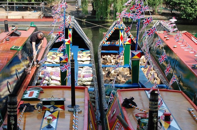 Canalway Cavalcade em Londres