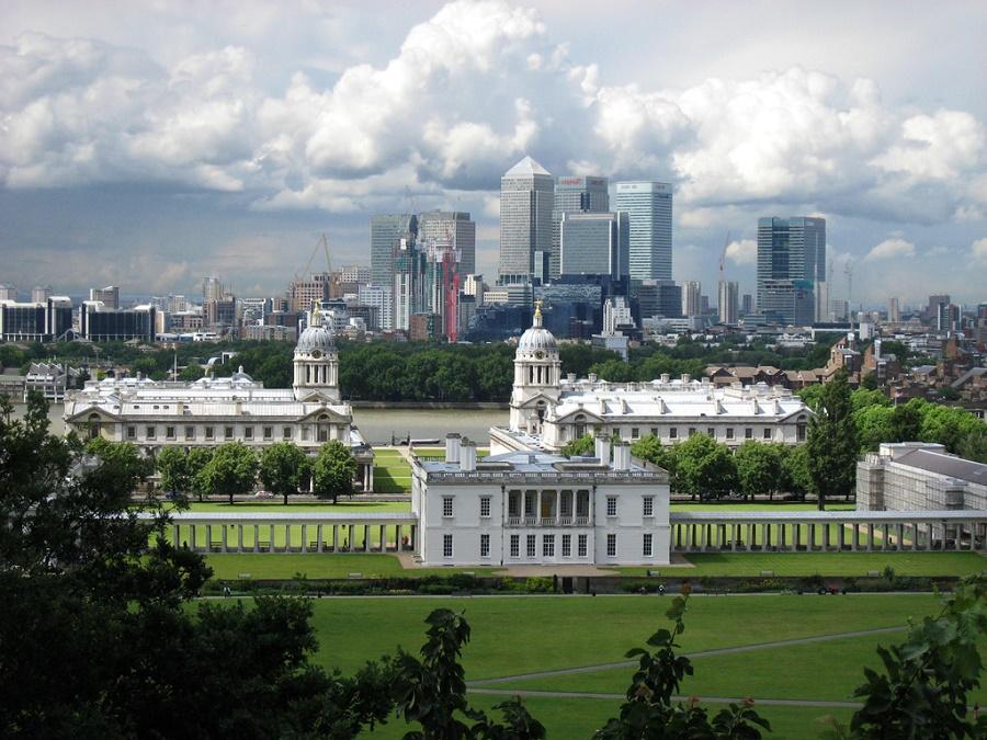 Museu de História Marítima em Londres