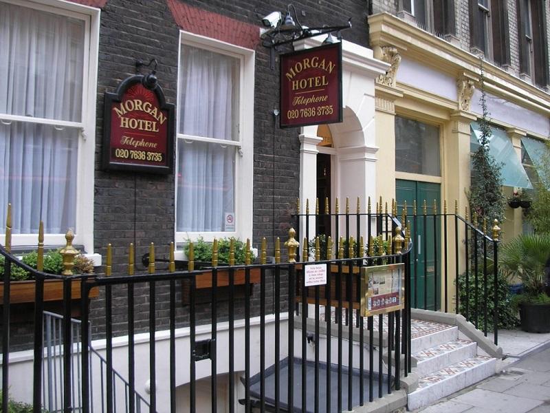 Morgan Hotel em Londres