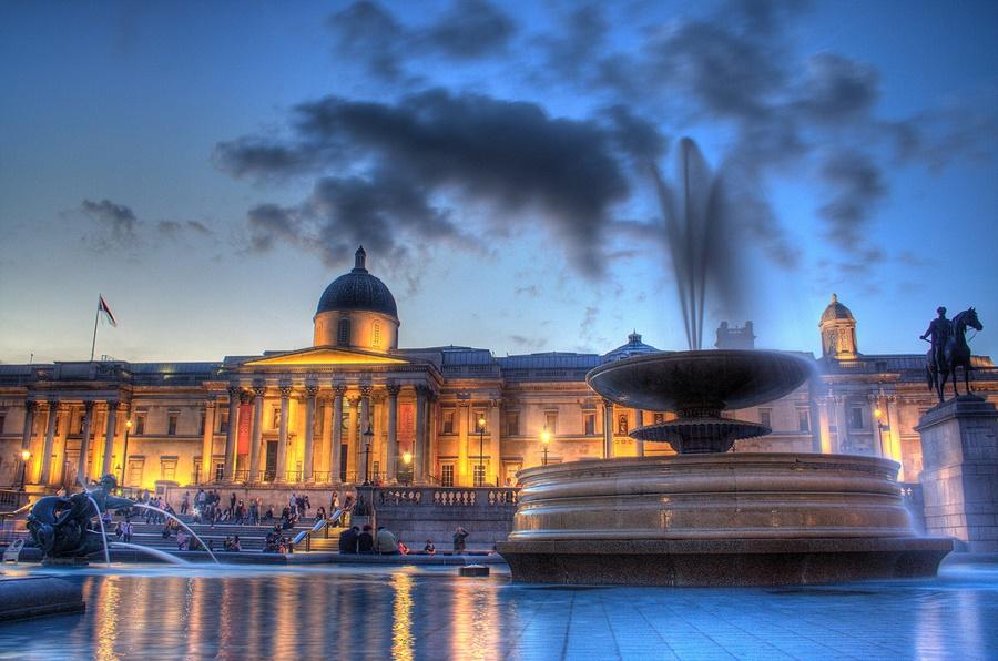 Museu National Gallery em Londres