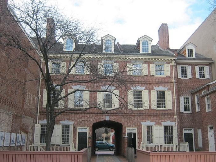 Museu Benjamim Franklin em Londres