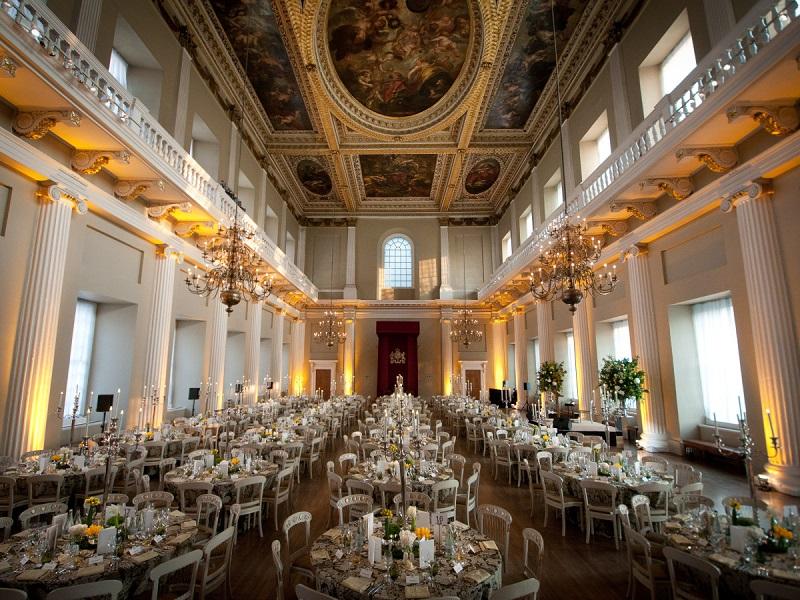 Banqueting House em Londres