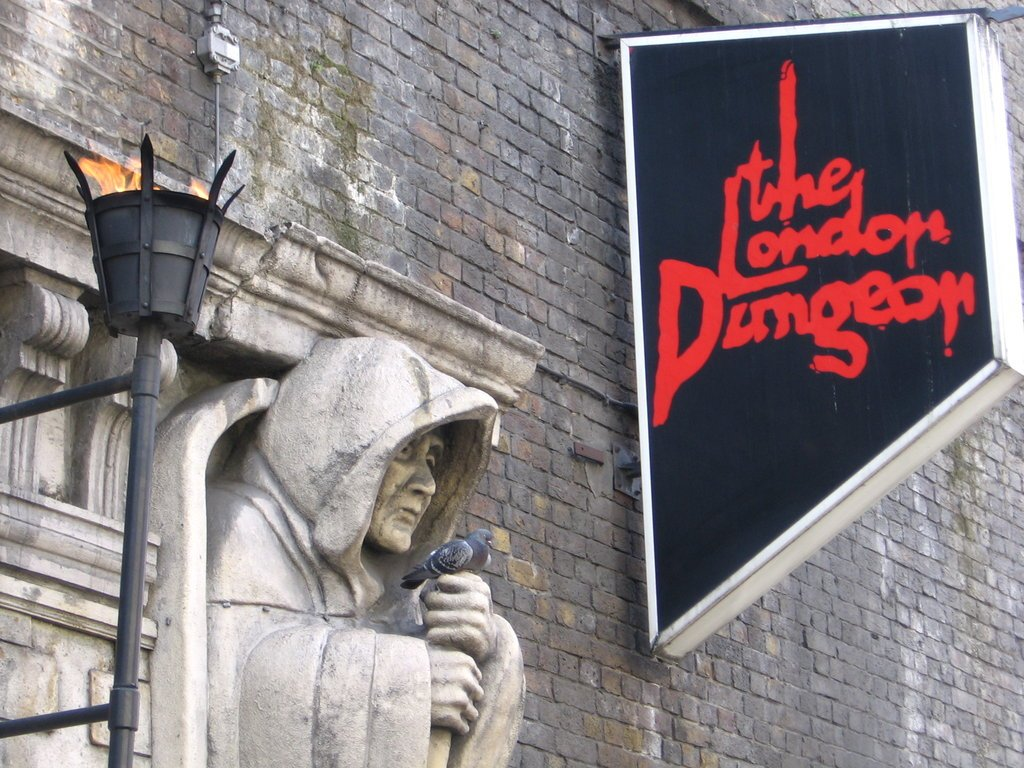 London Dungeon em Londres