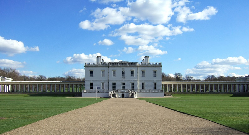 Queen's House em Londres