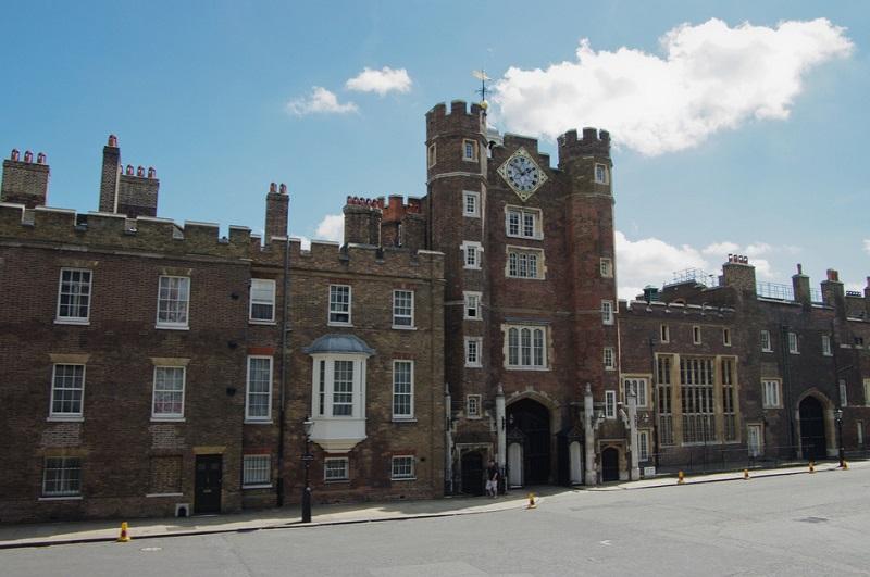 St. James's Palace em Londres