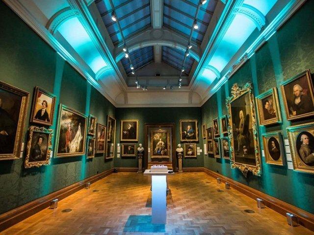 10 Galerias de Arte em Londres