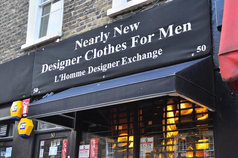 L'Homme Designer Exchange em Londres