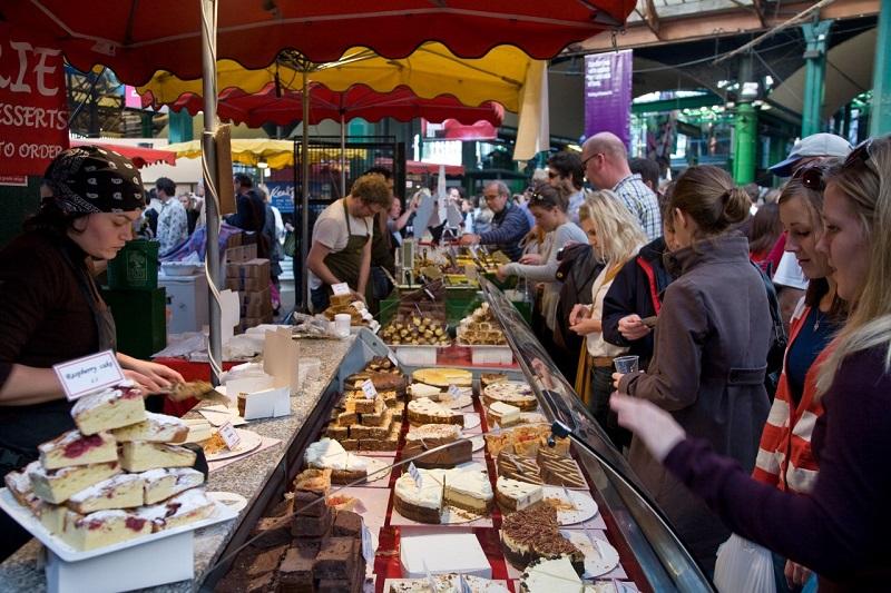 Mercados e Feiras em Londres