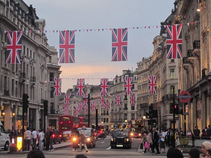 10 Lugares onde comer em Londres