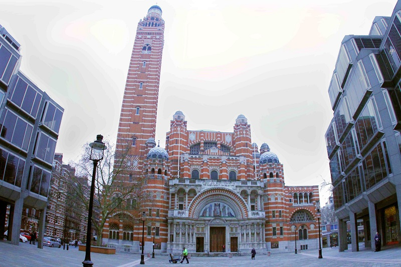 Westminster Cathedral em Londres
