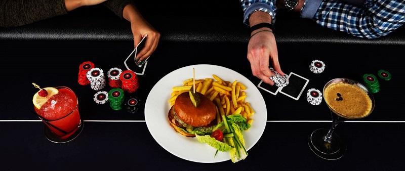 Fast Food em Londres