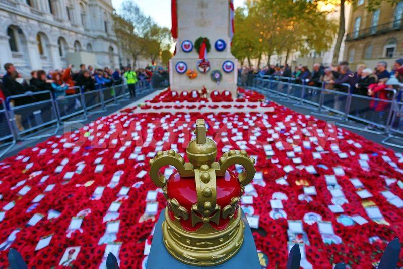 Dia da Lembrança em Londres