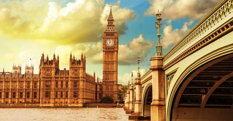 Londres em maio