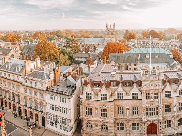 Quantos dias ficar em Oxford
